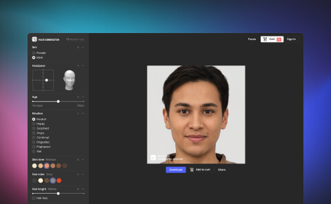 Face Generator